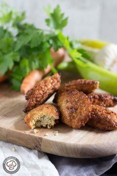 Falafeln - Die vegetarische / vegane Alternative zum Döner #Buffet, #Salat, #SchnelleKüche, #Soulfood, #Thermomix, #Vegan, #Veggie #foodblog #foodie #food #rezept #foodblog_de #foodpics #rezepte www.gernekochen.c...