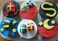 Deze cupcakes heb ik vorig jaar gemaakt ivm Sinterklaas
