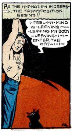 Amazing Man Comics #18 (1940)