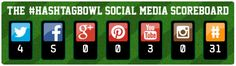 New Record For 2014: Hashtags Mentioned In 58% Of #SuperBowl Ads