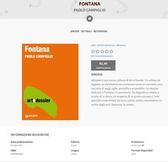 I migliori #libri e #ebooks sui grandi #artisti del passato e contemporanei: #Fontana .Clic e leggi la #sinossi e l' #anteprima #gratuita https://il-calamaio.stores.streetlib.com/it/search?size=48&sort=_score&filters=%7B%22field%22:%22language.raw%22,%22name%22:%22language%22,%22value%22:%22ita%22,%22label%22:%22Italian%22%7D&filters=%7B%22field%22:%22categories.raw%22,%22name%22:%22category%22,%22value%22:%22ART016000%22,%22label%22:%22Art%20~2F%20Individual%20Artists%20~2F%20General%22%7D