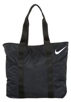 514638bf784 Nike Sportswear Tote bag - black white - Zalando.co.uk Black Tote