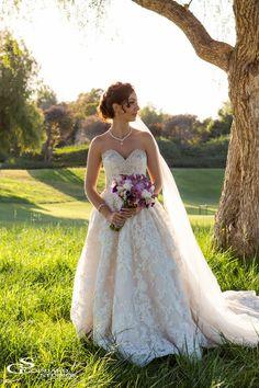 Featured photographer: Goddard Studios; wedding dress idea