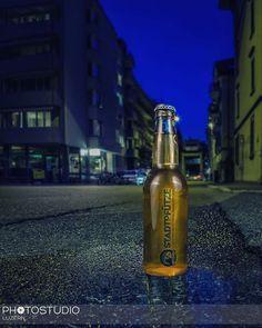 Das neue Bier aus Luzern. Statdpfütze wird im Keller der B&B Bettstatt-Neustadt in Luzern  Bettstatt Bar gebraut.   Braukeller Mumi www.mumifaktur.ch