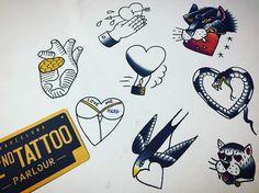 Promoción especial es semana de San Valentín ! Haremos iniciales para parejas en precio promocional toda la semana y diseños exclusivos para el 14 de Febrero  Consultas por inbox o al whatsapp 625403114 #tattoo #tinta #tattooporn #tattooing #inspiration #bocetos #draw #sanvalentin #sanvalentinesday #enamorados #diadelosenamorados #diadelosenamorados2017 #sanvalentin2017 #amor #tattoolove #tattooamor #tattoostudio #estudiotattoobarcelona #tradi #tattootraditional