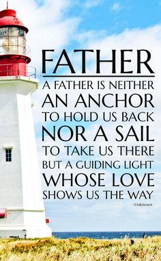 To My Daddy And All Those Active In Their Children's Lives Even After We Are Grown. You are the wings wrapped protectively around us and those that help us set sail. THANK YOU FOR ALL Y…