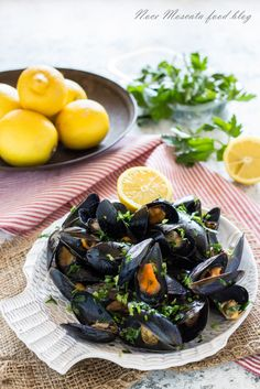 Sauté di cozze Fett, Dinner, Ethnic Recipes, Amalfi, Dining, Dinners