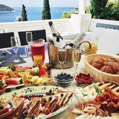 Prosecco frokost