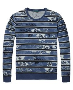 Sweat-shirt Carnaby Surf - Scotch