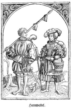1500s Fashion, Renaissance Fashion, German Outfit, Landsknecht, Illustrations, 16th Century, Archaeology, Sculptures, Germany