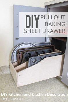 DIY Kitchen Ideas and Kitchen Decoration