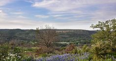 Willow City Loop is one of the most scenic drives during Bluebonnet season.
