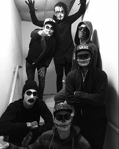 #HollywoodUndead