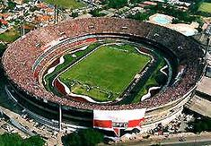São Paulo Futebol Clube, Estádio do Morumbi - São Paulo - SP, Brasil.