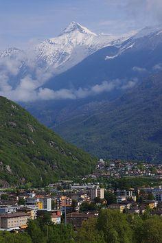 Bellinzona, Switzerland Copyright: Gilbert Sopakuwa