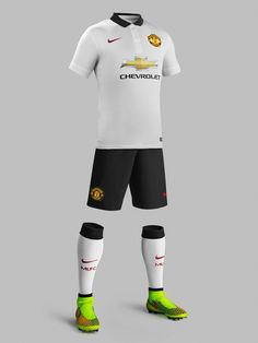 Manchester United 2014-15 Nike Away