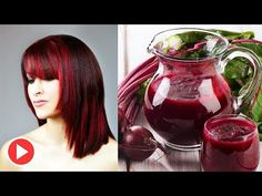 Use This Fruit Juice Mask to Increase Your Hair in 1 Week What if we told you that you can have naturally red hair without the use of any harsh chemicals? Hair Loss Cure, Oil For Hair Loss, Stop Hair Loss, Prevent Hair Loss, Hair Remedies For Growth, Hair Loss Remedies, Dyed Natural Hair, Color Your Hair, Red Hair