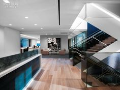 United Talent Agency Firm by Rottet Studio in Los Angeles, California