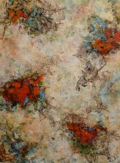"Saatchi Art Artist Ezshwan Winding; Painting, ""Because of the Peaceful Warrior"" #art"