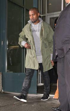 Kanye West http://www.twitter.com/berniersauce