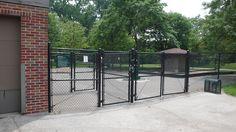 River Park Dog Park in Chicago