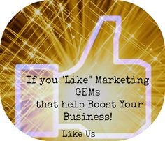 https://www.facebook.com/pages/Global-Executive-Marketing-Ltd-GEM-The-Agency/169265963136270  Like if you like... Boosting business Presence, Customer base, Business Exposure, and Marketing ROI