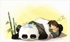 manga panda girl - Cerca con Google
