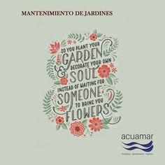Mantenimiento de jardines. Zonas en ajaradinadas en urbanizaciones de Alicante y Murcia