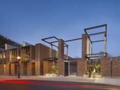 Lafayette College Arts Plaza / Spillman Farmer Architects  Photographs: Barry Halkin, Vicki Liantonio