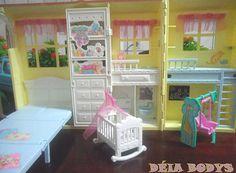 Casa Barbie Happy Family   Flickr - Photo Sharing!