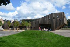 Architecture to grow better. Fagerborg Kindergarten, RRA.