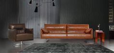 Calia Italia Gold Sofa