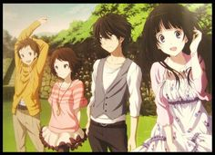 Anime Review: Hyouka: Part 1