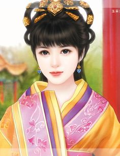 ✿Beautiful Of Ancient Chinese Lady✿