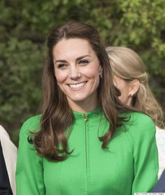 Kate Middleton Sports Sneakers And A Messy Bun Following A Charity Sailing Event