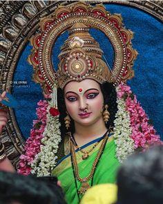 Durga Ji, Durga Goddess, Telugu Hero, Shree Krishna Wallpapers, Mother Kali, Mata Rani, Shiva Shakti, Hindu Deities, Wonder Woman
