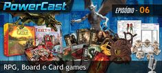Pessoal saiu mais um PowerCast e o tema não poderia ser melhor! Ah... e não esqueçam de enviar seus comentários para gente! http://www.nerdup.com.br/broadcast/powercast/powercast-06-rpg-board-e-card-games #podcast   #powercast   #nerd   #geek   #nerds   #geeks