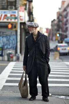 An Unknown Quantity   New York Fashion Street Style Blog by Wataru Bob Shimosato   ニューヨークストリートスナップ