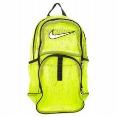neon nike backpack