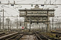 Milano Centrale by Pablo Lopez. #train #railroad #milan #italy #station #pablolopez #historical