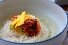 Banquet Noodle Soup (Janchi Guksu)