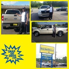 CONGRAT's to Harold Blakely ‼️On the purchase of his Ford F-150...We thank you for your purchase Harold‼️. Apply now @ www.SnapAndDrive.com to get you one... ✅✅✅EVERYBODY IS APPROVED✅✅✅. IN A SNAP #snapanddrive #creditplug
