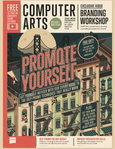 PROMOTE YOURSELF on Behance