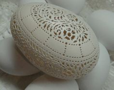 victorian lace egg 1