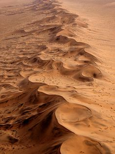Namibia desert from the air. Aerial Photography by Nina Papiorek. Desert Dunes, Namib Desert, All Nature, Amazing Nature, Aerial Photography, Landscape Photography, Color Photography, Travel Photography, Africa Nature