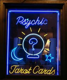 Since tarot card reading is all phony, then no. Description from…