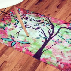 Madart Inc. Lily Woven Rug   DENY Designs Home Accessories