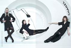 Photoshoot: Soo Joo Park, Chiharu Okunugi & Ashleigh Good for Chanel FW 2014