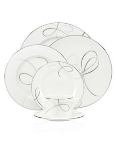 Lenox Dinnerware, Adorn Collection - Fine China - Dining & Entertaining - Macy's