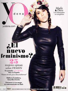 Revista Yo Dona 26 de octubre de 2013